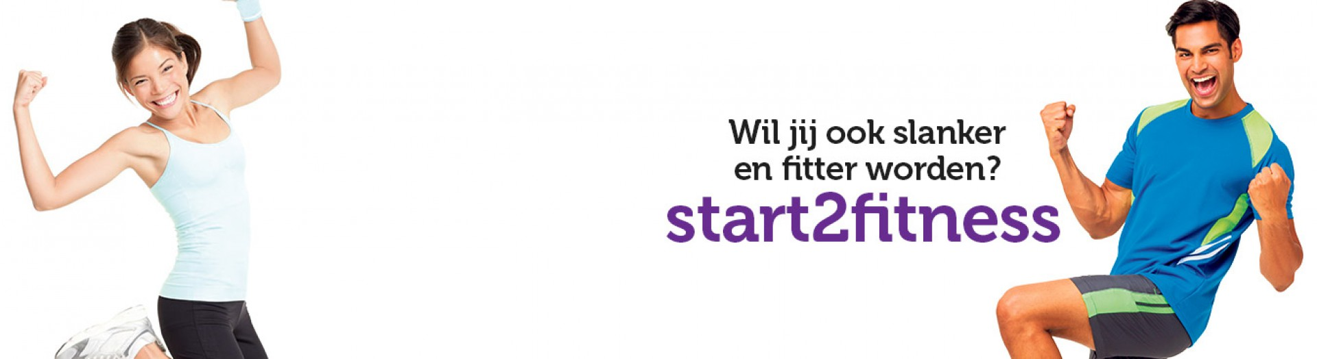 start2Fitness in 2019? Doe mee!